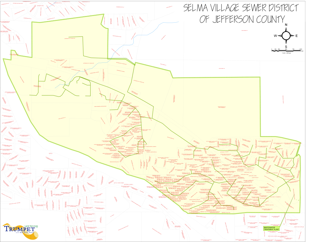 Selma_Sewer_Dist_Map_44x34